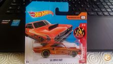 2017 HOT WHEELS - 1968 DODGE DART   1/64  *NOVO*