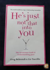 26. Livro He's just not that into you, Greg Behrendt
