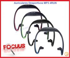 Auriculares Wireless Sports MP3 Music Player
