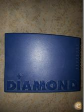 Diamond SupraExpress 56e Pro 56K External Serial Modem
