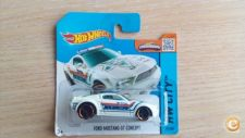 2015 HOT WHEELS - FORD MUSTANG GT CONCEPT        *NOVO*