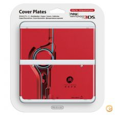 NINTENDO 3DS CAPA NEW 3DS XENOBLADE CHRONICLES NOVA SELADA