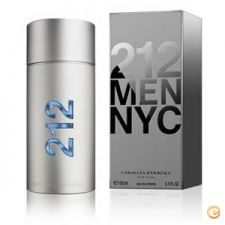 Carolina Herrera 212 Men Eau Toilette 100ml- NOVO - ORIGINAL