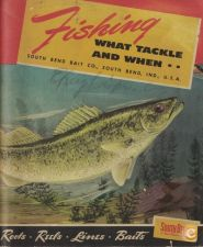 Fishing - What Tackle and When