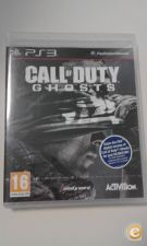 Call of Duty Ghosts - NOVO e SELADO - PS3
