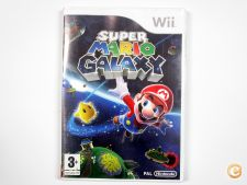 Super Mario Galaxy - Nintendo Wii (PAL)