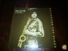 Arlo Guthrie With Shenandoah - Outlasting The Blues LP