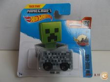 2016 Hot Wheels  070. Minecraft Cart