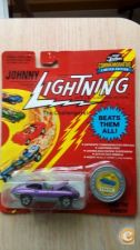 1993 JOHNNY LIGHTNING USA - CUSTOM JAGUAR XKE    1/64