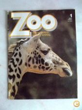 Zoo, o Fantastico Mundo Animal nº1 - RGE
