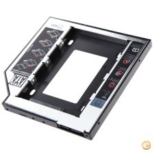 INF011 - Adaptador caddy DVD disco SATA portátil