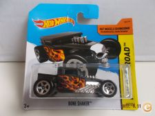 2014 Hot Wheels   117-2. Bone Shaker