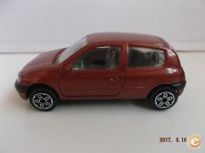Burago  Renault Clio  Made in Italy