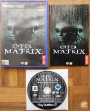 enter the matrix - sony ps2