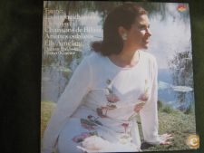 Elly Ameling Canta Claude Debussy Opera LP 33 rpm.