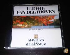 LUDWIG VAN BEETHOVEN / MASTERS OF THE MILLENNIUM