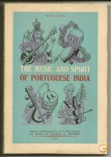 Nita LUPI The Music and Spirit of Portuguese INDIA 1960