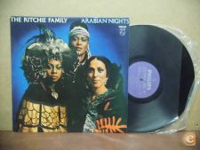 The Ritchie Family - Arabian Nights (Philips 1976 LP)