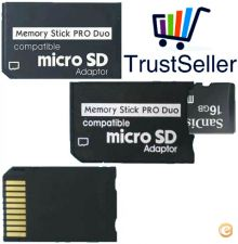 L27 Adaptador Micro SD HC Memory Stick Pro Duo STOCK 24H