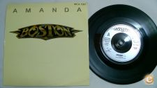 "BOSTON Amanda 7""Single"