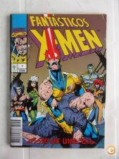 Fantasticos X-Men nº7