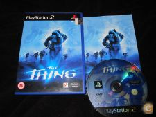 Jogo ps2 the thing