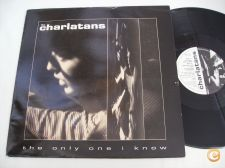 """THE CHARLATANS The Only One I Know Vinil 12"""" Maxi Single"""