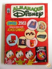 Almanaque Disney nº123
