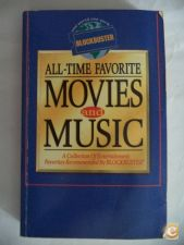 All-time favourite Movies and Music