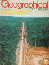 The Geographical Magazine - Volume XLV - N.º 4 - January 197