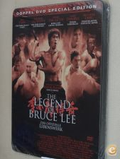 The legend of Bruce Lee -Metalpak Steelbook - Caixa Metálica