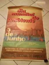 Dia Mundial  Do Ambiente(cartaz) 1979