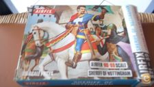 Airfix-HO-00 Sheriff Of Nottingham Figures