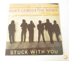 HUEY LEWIS AND THE NEWS - Stuck With You (MAXI SINGLE)