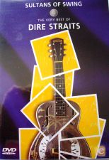 "DVD DIRE STRAITS "" SULTANS OF SWING "" The Very Best Of"