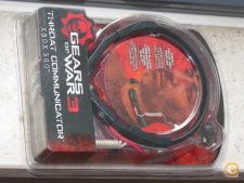 Gears of War 3 Throat Comunicator