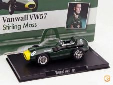 Miniatura 1:43 Low Cost Vanwall VW57 Stirling Moss 1957