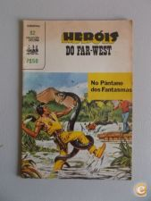Herois do Far-West nº92