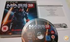 Mass Effect 3 - Como novo - PS3