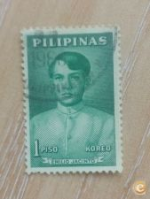 FILIPINAS - SCOTT 863