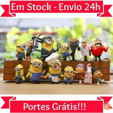 LU113 14 Despicable Gru Margo Edith Minions Dave Stuart Tim