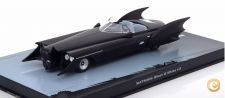 Miniatura 1:43 Batman Batmobile Black & White #3