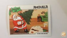 ANGUILLA - SCOTT 457   ( DISNEY )