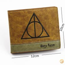 HARRY POTTER - Carteira camel hallows HERMOINE Weasley