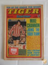 Tiger and Speed - 25 September 1976