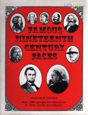 Famous Nineteenth Century Faces - Don Rice