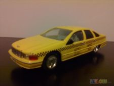 TAXI NYC - 1/24- CHEVROLET CAPRICE