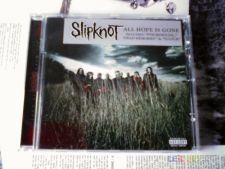 SLIPKNOT All Hope Is Gone 2008 CD