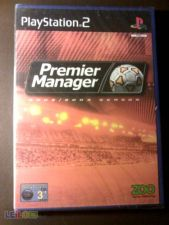 PREMIER MANAGER 2002/2003 PS2 SELADO