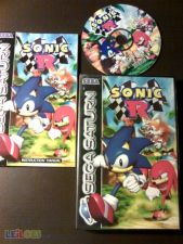 SONIC R sss COMPLETO